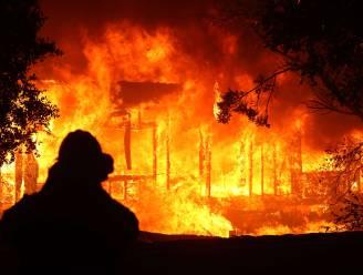 Hallucinante beelden van Californische vuurzee: 500.000 inwoners zonder elektriciteit, bijna 1.000 geëvacueerd