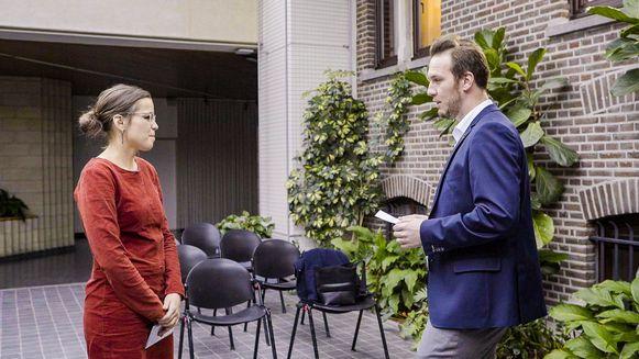 Annelies & Joris maakten in de aflevering van gisteren een einde aan hun huwelijk.