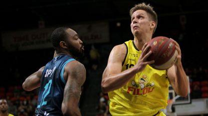 Oostende begint met nederlaag tegen Straatsburg aan Champions League basket