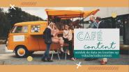 Netwerken, dat doe je in café op wielen van Voka