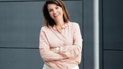 """Ze presenteert het niet alleen maar 'Durf te vragen' is ook het motto van Siska Schoeters: """"Het kost me weinig moeite om professionele hulp in te schakelen"""""""
