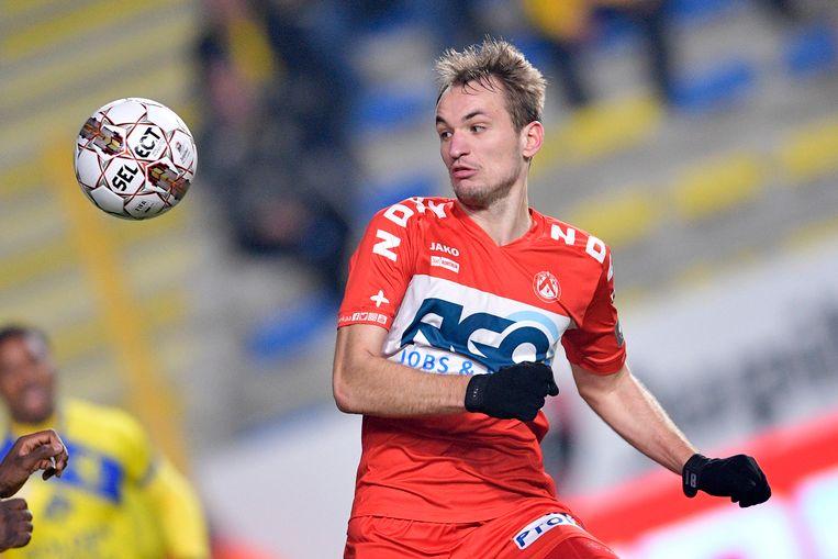 Yevhen Makarenko speelt volgend jaar in het Astridpark.