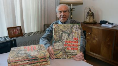 """Edmond Reyn (87) schrijft geschiedenis van Waaslandhaven neer: """"Doel zal terug een bloeiend dorp worden"""""""