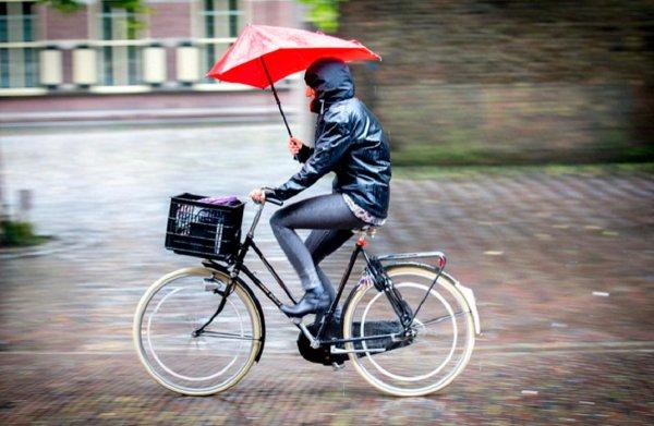 Het weerbericht voor maandag: het wordt weer een regenachtige dag