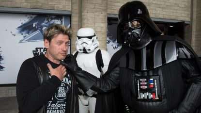 IN BEELD: BV's in de galaxy van 'Star Wars' op de première van 'Solo'