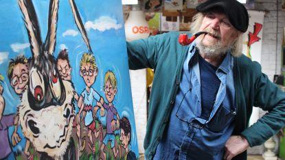 Karikaturist Nesten (71) overleden