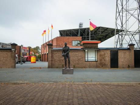 Standbeeld Go Ahead Eagles-icoon Leo Halle moet snel plek krijgen bij jubilerend stadion