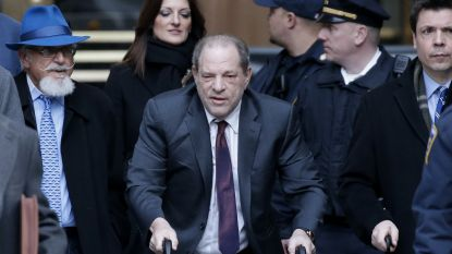 Uitspraak zaak Weinstein eindelijk bekend: Hollywood-magnaat is schuldig aan verkrachting en aanranding