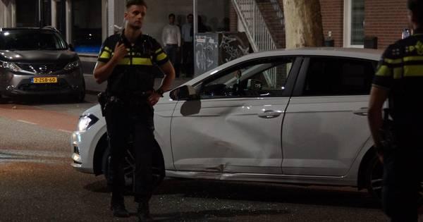 Gewonden bij botsing tussen auto en scooter in De Blesse.