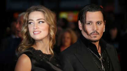 Fans scharen zich achter Johnny Depp: petitie eist dat Amber Heard rol in 'Aquaman' verliest