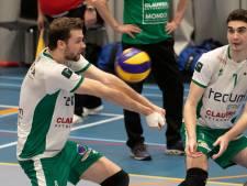 Vier nieuwe spelers voor ambitieus Volley Tilburg