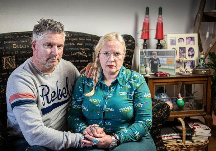 Jeroen en Frieda Zijp uit Apeldoorn verloren hun zoon Rebel door een medische misser. Daarna begon het gevecht.