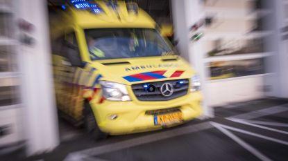 In België gestolen vrachtwagen botst aan Nederlandse afrit: 6 gewonden