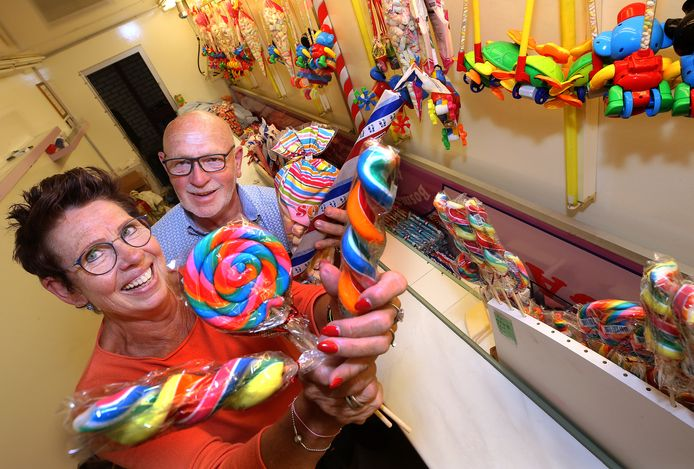 Tonnie (64) en Lida Bosman (64) uit Nieuw-Dijk