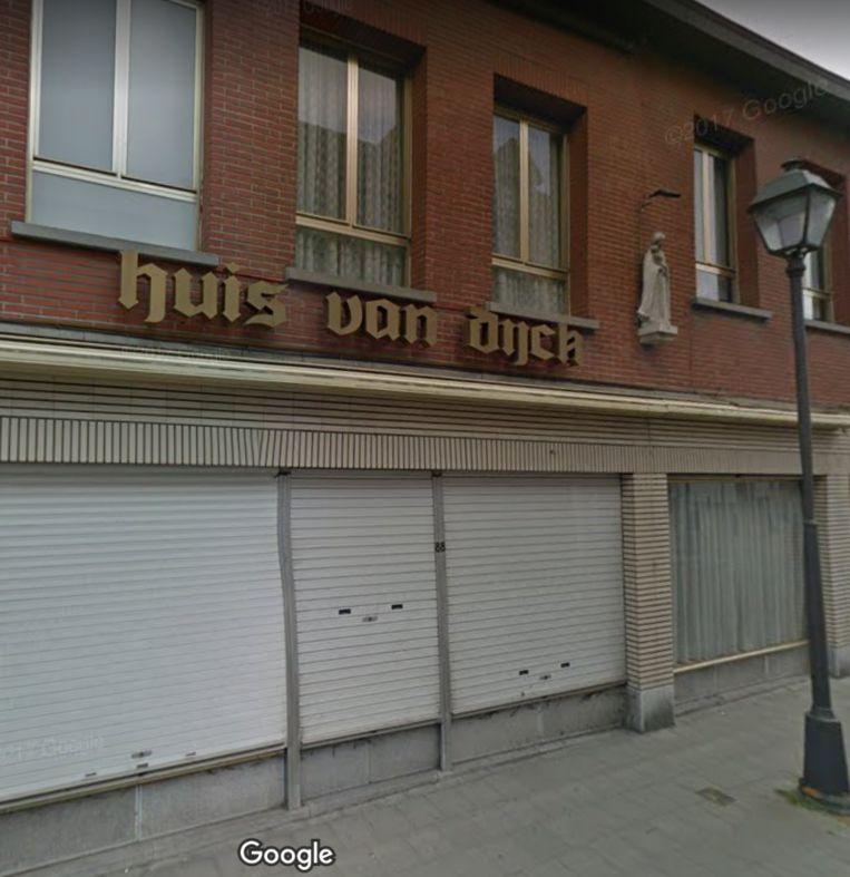 Huis van dijck wijkt nog eind deze maand voor for Huis zichtbaar maken google streetview