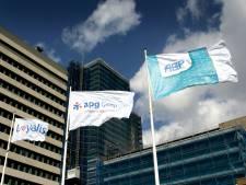 'Dekkingsgraad pensioenfondsen ABP en PFZW zakt tot onder de 90 procent'