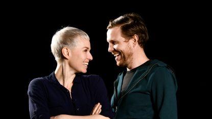 "Free Souffriau en Jelle Cleymans na 12 jaar opnieuw in 'Daens': ""Gêne kennen we al lang niet meer"""