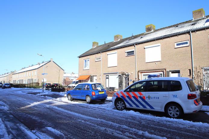 Een huis in de Aert van Nesstraat in Den Bosch viel enkele jaren geleden op door een onbesneeuwd dak. Er werd een hennepkwekerij gevonden.