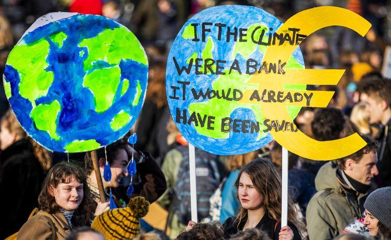 De klimaatverandering leeft, zo tonen de vele klimaatmarsen aan. Geoloog Eddy Keppens gaat er dieper op in.