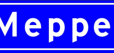 Actiegroep geeft plaatsnaambord Meppel de streektaalnaam Möppelt