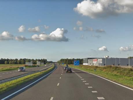 Minder hard op de Deltaweg bij Goes, maximum snelheid permanent naar 100