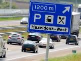 Tilburger opgepakt bij Hazeldonk na worsteling met agent