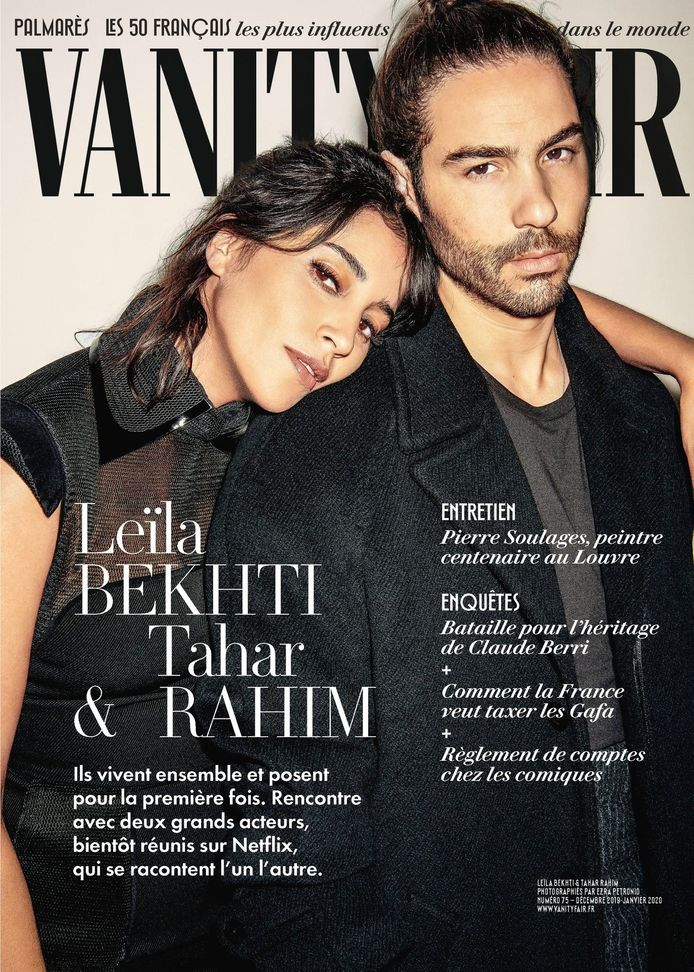 Leïla Bekhti et Tahar Rahim sont en couple depuis 10 ans.