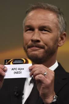 Ajax treft Kopenhagen in de achtste finale Europa League