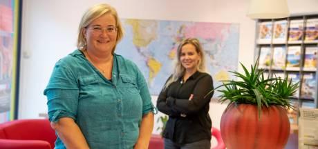 Reisbureau in Rijssen krijgt andere naam én verhuist: 'Mensen gaan weer boeken'