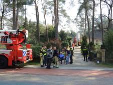 Brandweer rukt uit voor brand in villa in Soest