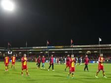 Go Ahead Eagles vist erop los in Adelaarshorst