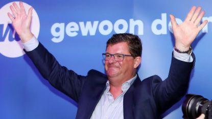 """Tommelein: """"Geen coalitie met sp.a en Groen"""" - Vande Lanotte: """"Geen anti-coalitie tegen ons"""""""
