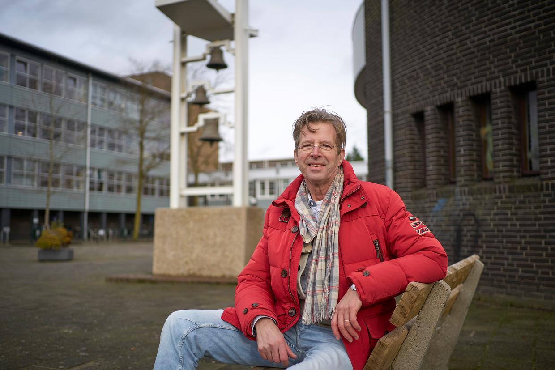 Frank van der Knaap, gepensioneerd godsdienstleraar: 'We zijn allemaal kinderen van God, dat is heel katholiek'.