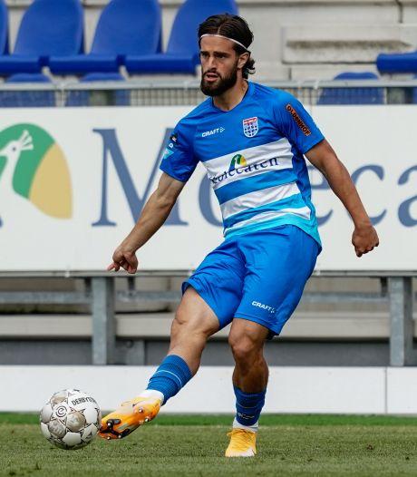 PEC Zwolle-verdediger Bajselmani oefent twee keer met O21-ploeg van Albanië