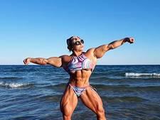 'Gespierdste vrouw ter wereld' gaat na rustpauze toch weer bodybuilden