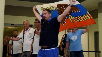 Gevreesde Russische hooligan mag niet binnen op openingsmatch WK