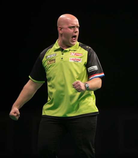 Van Gerwen treft Wright in finale World Grand Prix