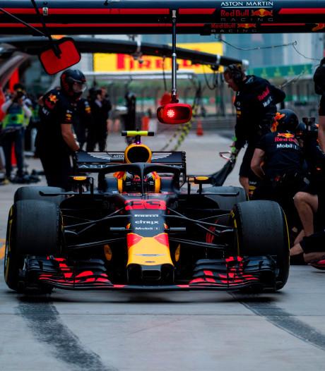 F1-auto's krijgen volgend seizoen meer brandstof