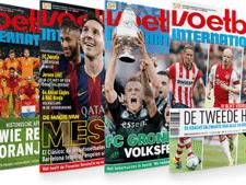 Uitgever vertrekt bij Voetbal International