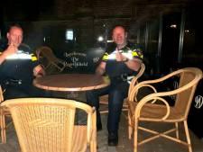 'Beachy' genieten in Rijssen, politie op terras in Borculo en ree komt wel héél dichtbij in Nijverdal