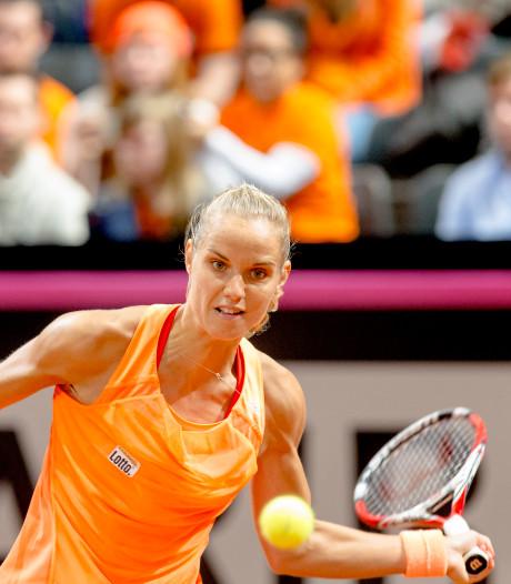 Rus en Hogenkamp door naar laatste kwalificatieronde Roland Garros