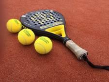 Snelgroeiende sport padel nu ook te spelen op banen in Mariaheide