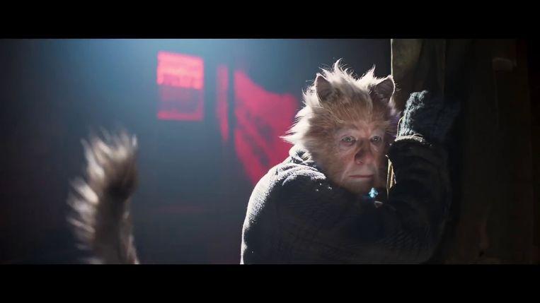 Ook Ian McKellen was te zien in de trailer.