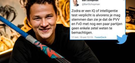 Lot VVD-raadslid Lelystad nog onbeslist  na omstreden tweet