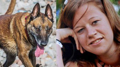 Nederlandse speurhonden zoeken lichaam van vermoorde Britta Cloetens in Wuustwezel