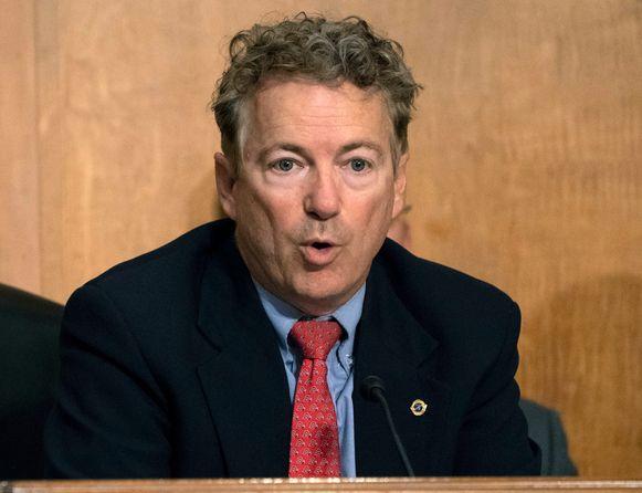 Volgens Rand Paul, Republikeins senator uit Kentucky, is het geen goed idee om Saudi-Arabië te belonen met de verkoop van Amerikaanse wapens die kunnen ingezet worden voor het doden van burgers.