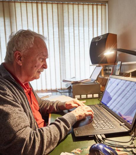 Ruurd Das uit Vorden eert vader (én verzetsheld) Henk met een boek