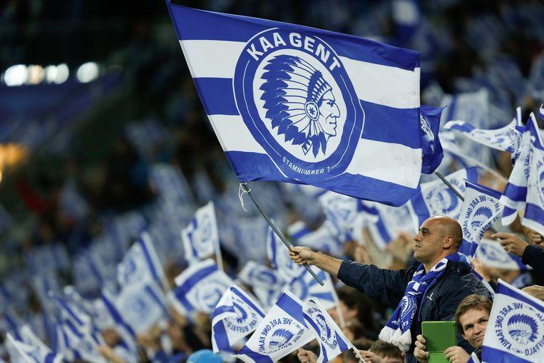 KAA Gent mag zich voorbereiden op Europese wedstrijden.