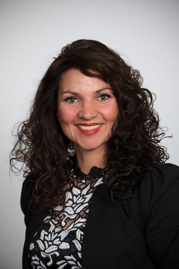 Tanja van de Ven-Vogels, lid van de CDA-fractie in Provinciale Staten.