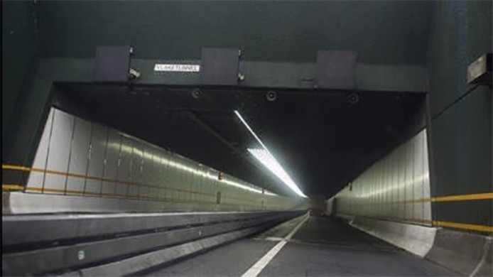 De Vlaketunnel